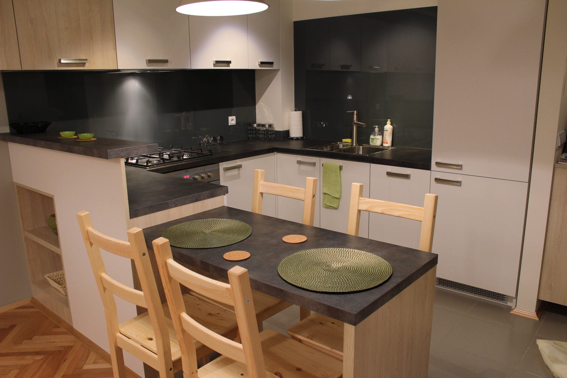 Kuchnie na wymiar  Mieszkanie od A do Z